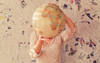 Jag jobbar med ett koncept som kan förändra världen